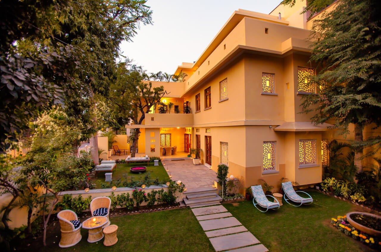 pink city gem | 28 Kothi Jaipur hotel