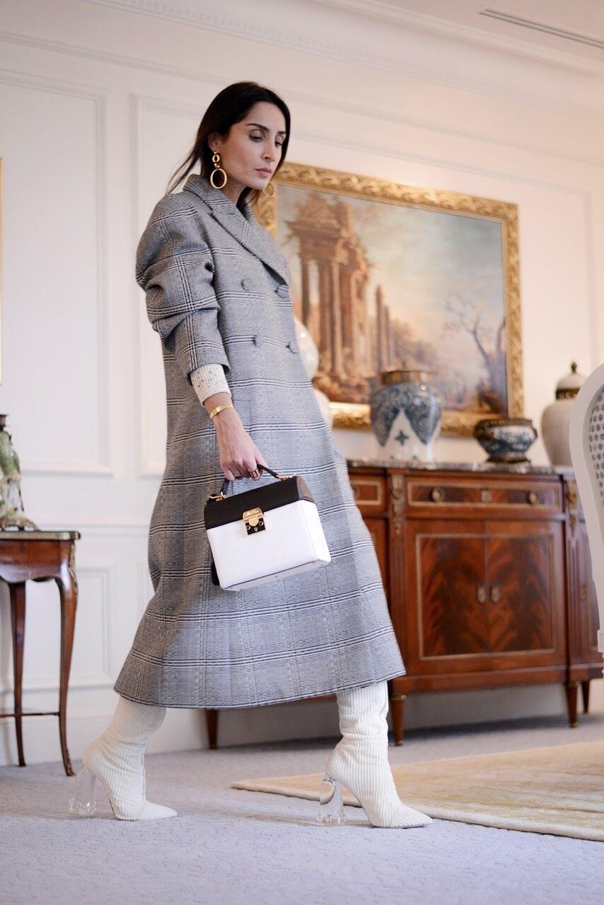 Ladylike Tailoring Ellery | Erin Off Duty